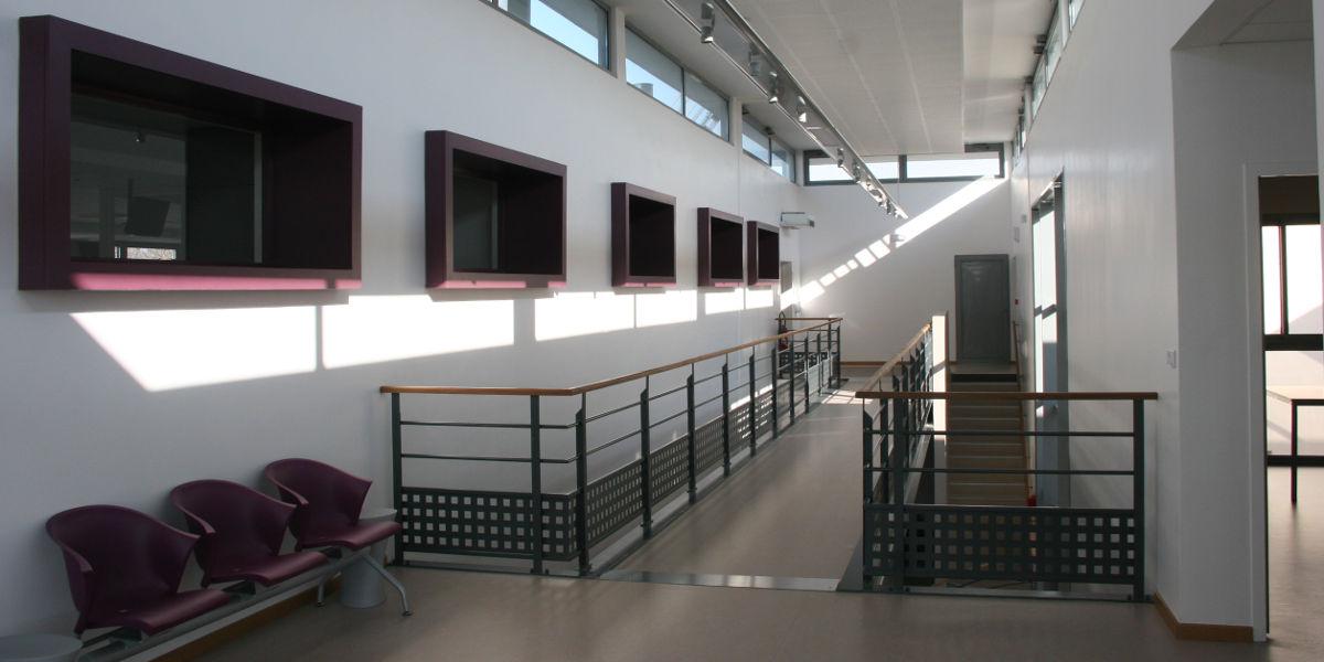 a t i r centre h modialyse batyss architectes dplg. Black Bedroom Furniture Sets. Home Design Ideas