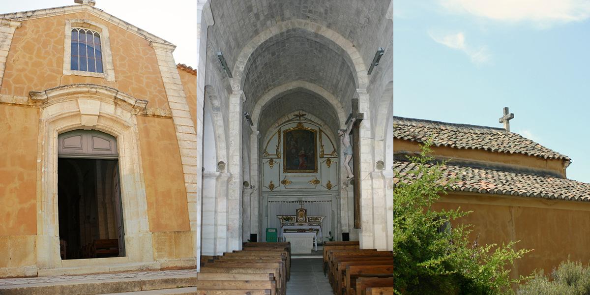 Eglise Rousillon