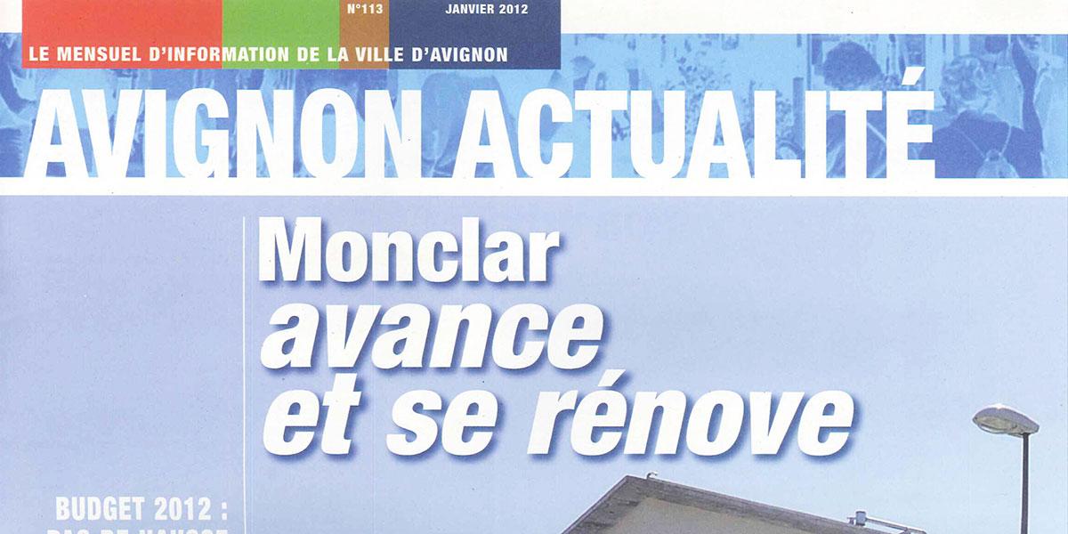 Avignon: Monclar avance et se rénove