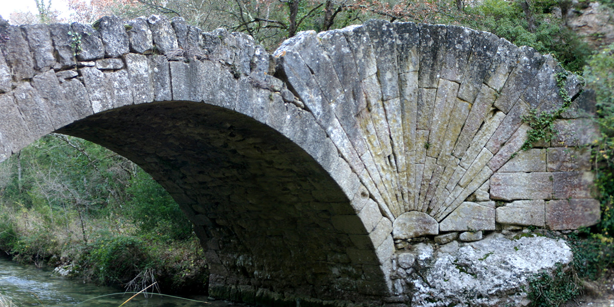 Pont Coquille Bonnieux
